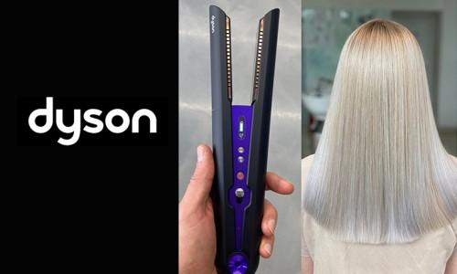 Plaukų tiesinimo žnyplės Dyson Corrale