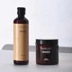 Rinkinys JAI Šampūnas visų tipų plaukams 250 g + Plaukų kaukė 100 g
