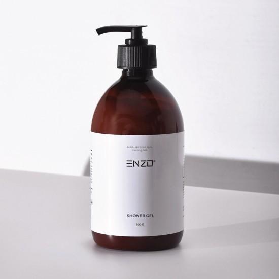 Dušo gelis ENZO Shower Gel 500 g