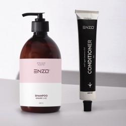 Šampūnas dažytiems plaukams + Kondicionierius ENZO