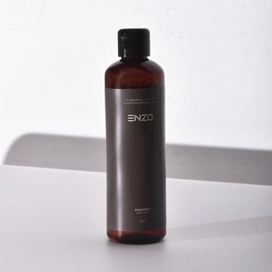 Šampūnas sausiems plaukams ENZO Shampoo Dry Hair 250 g
