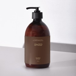 Šampūnas sausiems plaukams ENZO Shampoo Dry Hair 500 g