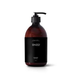 Vyriškas šampūnas ENZO For Men Shampoo 500 g