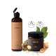 Šampūnas visų tipų plaukams ENZO Shampoo All Hair Types 250 g + Plaukų kaukė ENZO Mask Deep Repair 100 g