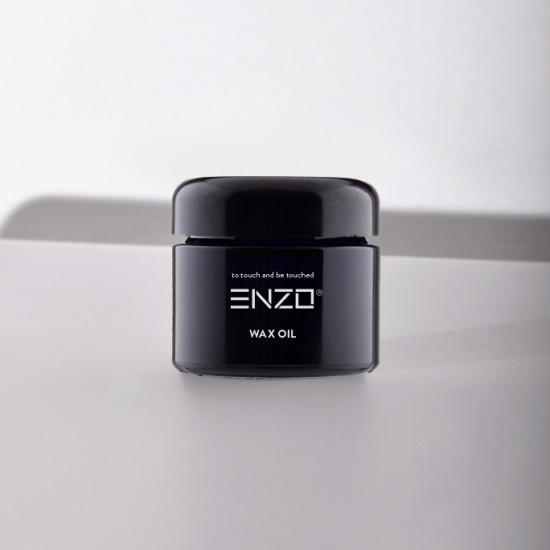 Aliejus plaukams ENZO Wax Oil 45 g
