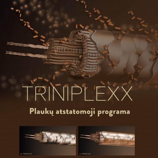 Atkuriamoji plaukų procedūra TRINIPLEXX